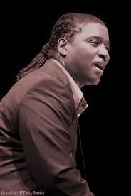 Joel LaRue Smith performs